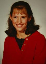 Дженнифер Гарнер в юности