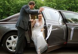 Свадьба Янины Соколовой и Владимира Литвина