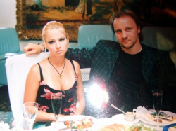 Валерия Лукьянова и ее муж
