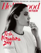Анджелина Джоли для The Hollywood Reporter, январь 2015