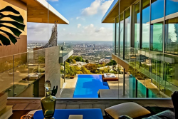 Дом DJ Avicii в Лос-Анджелесе
