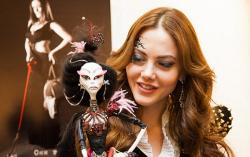 Ирина Хануник-Ромбальская и ее куклы