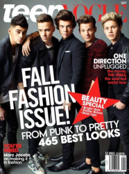 """One Direction"" на обложках журналов"