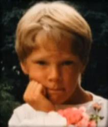 Бенедикт Камбербэтч в детстве