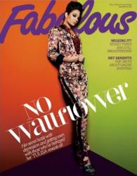 Тулиса Контоставлос на обложках журналов