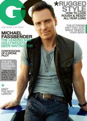 Майкл Фассбендер для журнала GQ, ноябрь 2013