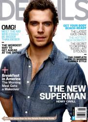 Генри Кавилл для летнего выпуска Details Magazine (июнь\июль 2013)