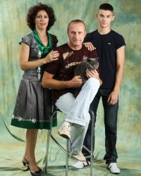 Сын Надежды Матвеевой