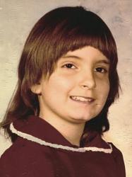 Тина Фей в детстве