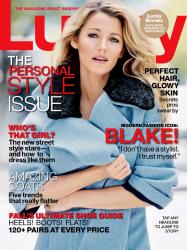 Блейк Лайвли для журнала Lucky, сентябрь 2013