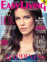 Кейт Бэкинсейл для журнала Easy Living