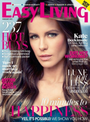 Кейт Бэкинсейл на обложках журналов