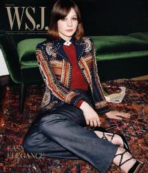 Кэри Маллиган для WSJ, май 2015