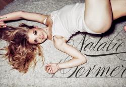 Натали Дормер для журнала Esquire, ноябрь 2013