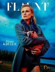 Дайан Крюгер для журнала Flaunt, ноябрь 2014