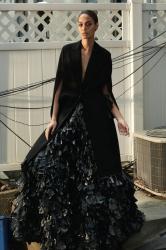 Джоан Смоллс в фотосессии Роя Эзриджа для AnOther Magazine осень-зима 2013-2014