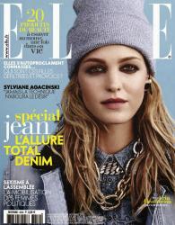 Эрин Хитертон для Elle France, октябрь 2013