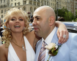 Свадьба: Валерии и Иосифа Пригожина