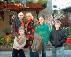 Семья Валерии