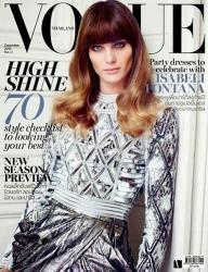 Изабели Фонтана для Vogue Thailand, декабрь 2013