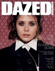 Элизабет Олсен в фотосессии для DAZED & CONFUSED, сентябрь 2013