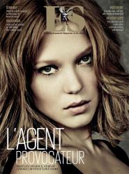 Леа Сейду для ES Magazine, январь 2014