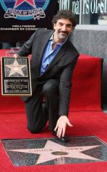 Звезда Чака Лорри на голливудской  «Аллее славы»