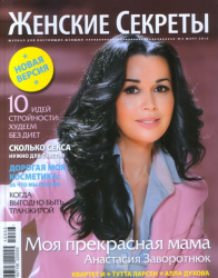Анастасия Заворотнюк на обложках журналов