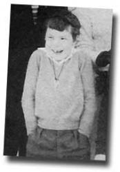 Сид Вишес в детстве