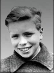 Ричард Брэнсон в молодости