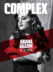 Ариана Гранде в фотосессии для COMPLEX Magazine