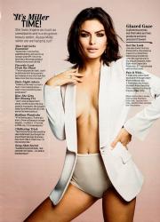 Алисса Миллер для Cosmopolitan US, февраль 2014