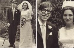 Стивен Хокинг и его жены