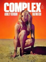 Эшли Бенсон в фотосессии Зое МакКоннелл для журнала Complex, июнь 2014