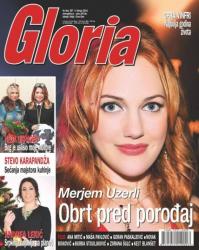 Мерьем Узерли на обложках журналов