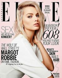 Марго Робби для Elle Australia, март 2014