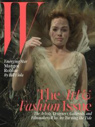 Марго Робби и Джейк Джилленхол для W Magazine, декабрь 2014