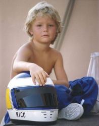 Нико Росберг в детстве