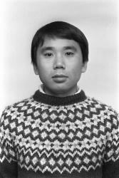Харуки Мураками в молодости