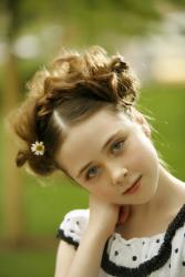 """Диана Шпак для журнала """"Kinder Bazaar"""""""