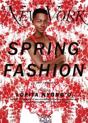 Люпита Нионго в фотосессии для весеннего номера New York Magazine, март 2014