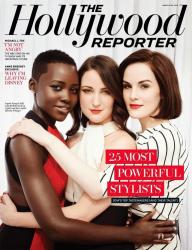 Люпита Нионго, Мишель Докэри и Микаэла Эрлангер для The Hollywood Reporter Magazine US, март 2014