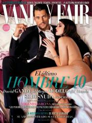 Дэвид Ганди для Vanity Fair Magazine, май 2014