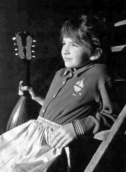 Кейт Буш в детстве