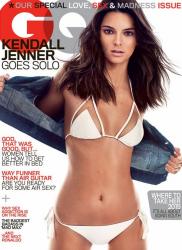 Кендалл Дженнер для GQ, май 2015