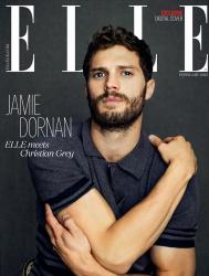 Джейми Дорнан для Elle, февраль 2015