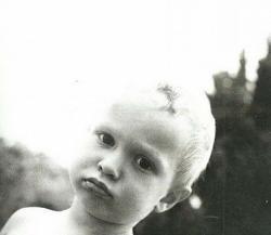 Энсел Элгорт в детстве