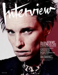 Эдди Редмэйн для Interview, февраль 2015