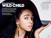 FKA twigs для Vogue US, январь 2015