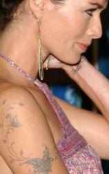 Татуировки Лены Хиди